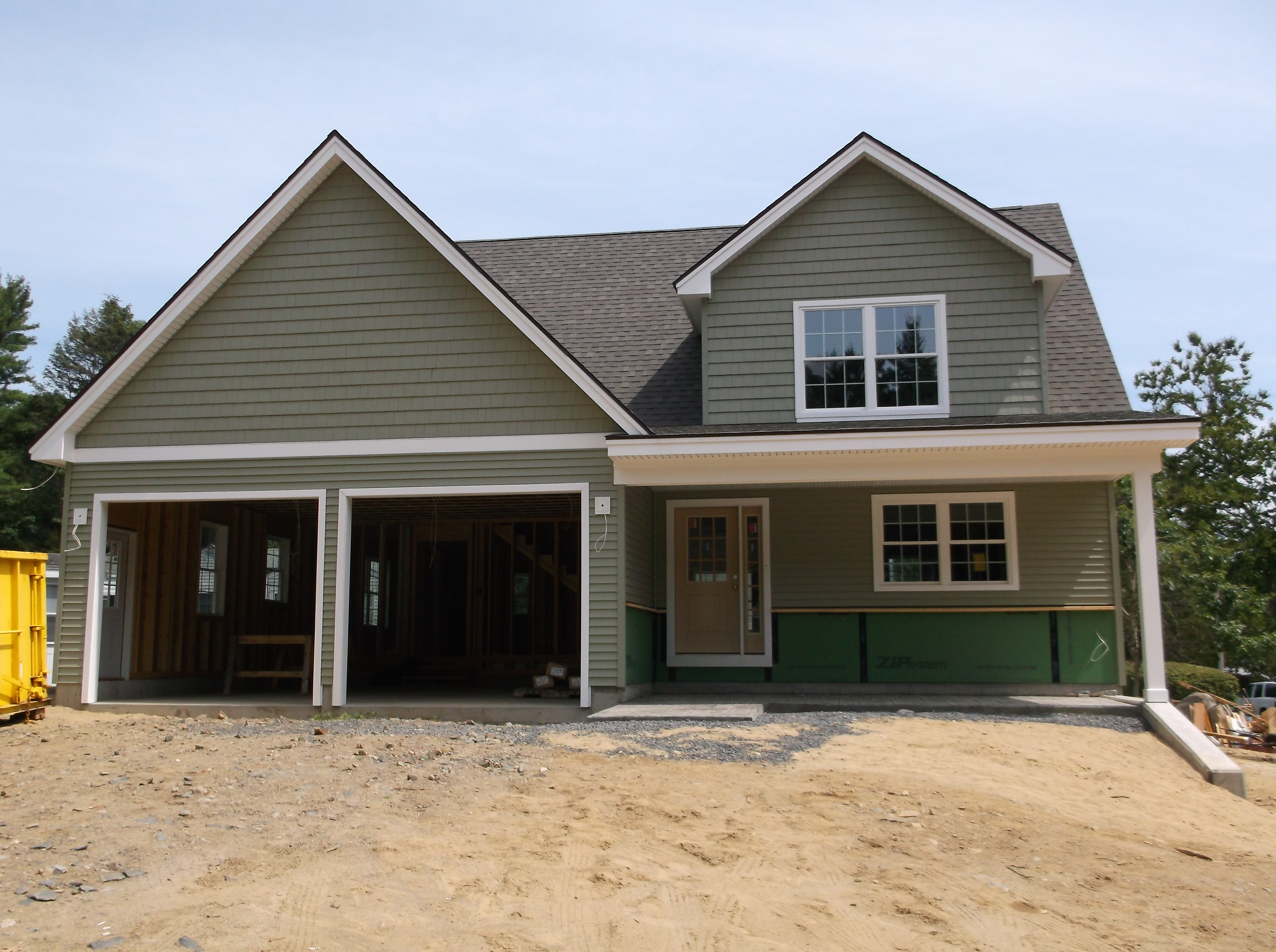 New hampshire and maine home builder 17 rcc building for Home builders in new hampshire